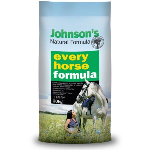 johnsons natural formula every horse