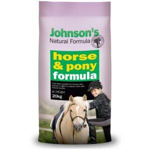 Horse and Pony Formula