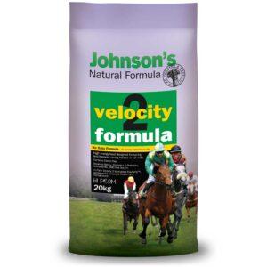 Velocity 2 Formula